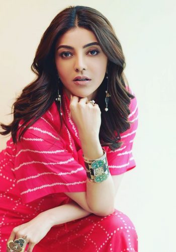 Kajal Aggarwal Latest Photoshoot Images
