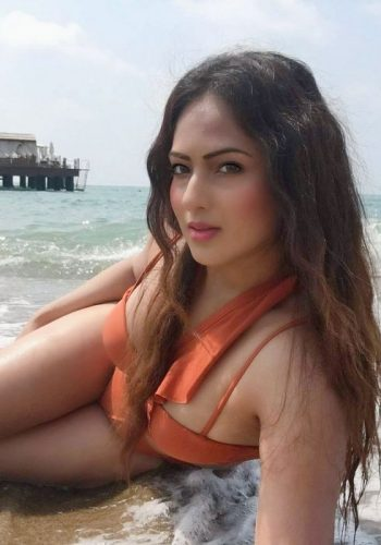 Nikesha Patel Latest Hot Photos In Bikini
