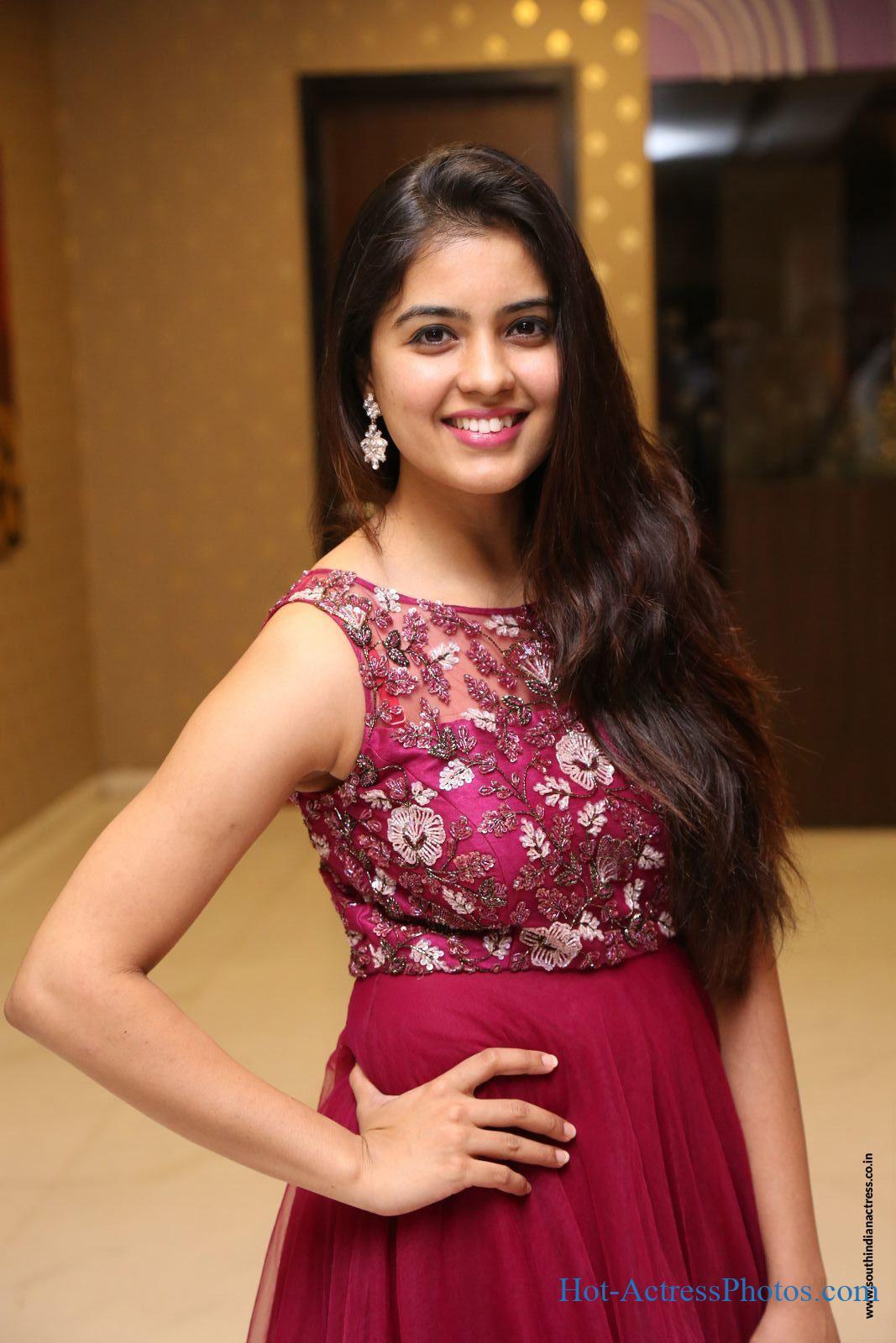 Amritha Aiyer Hot Photos