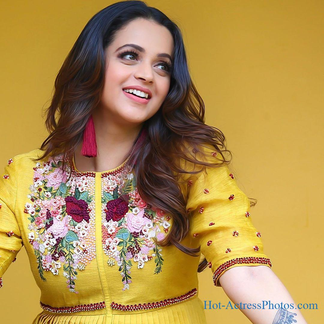 Bhavana Latest Cute Photos