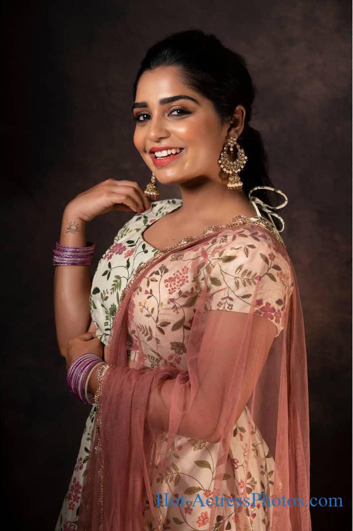 Gouri G Kishan Latest Cute Photos At Master Movie Audio Launch
