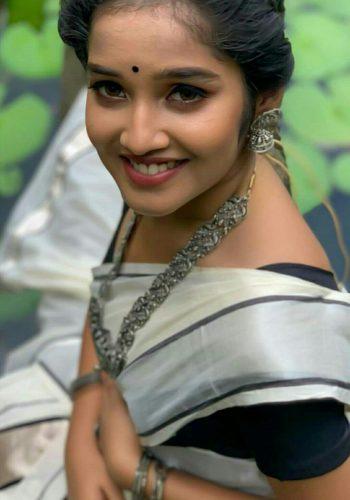 Anikha Surendran Latest Cute Photoshoot Stills