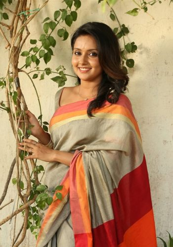 Mahima Nambiar Cute And Lovely Photos In Saree