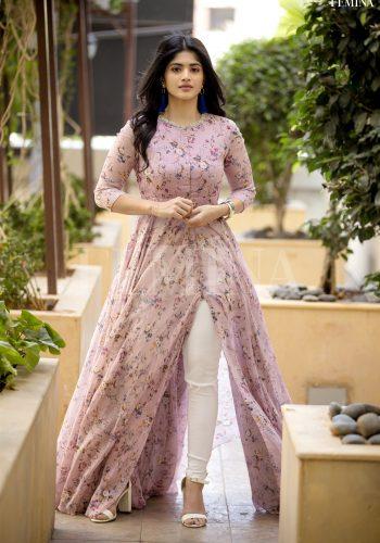 Megha Akash Latest Photoshoot Images for Femina Tamil Magazine