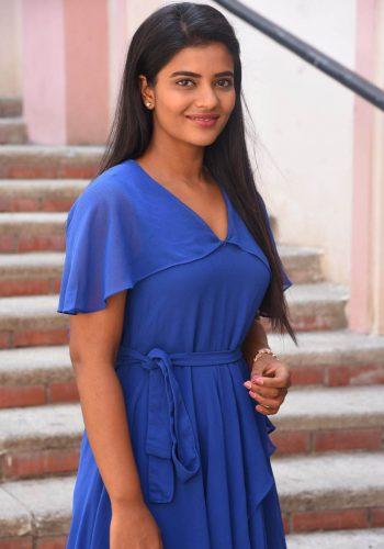 Namma Veettu Pillai Movie Actress Aishwarya Rajesh Latest Photos