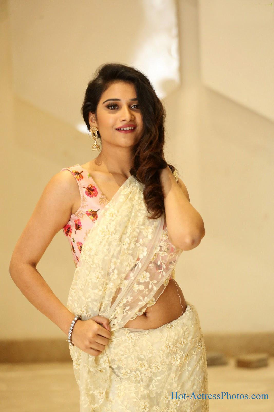 Priya Singh Hot Photos In Saree