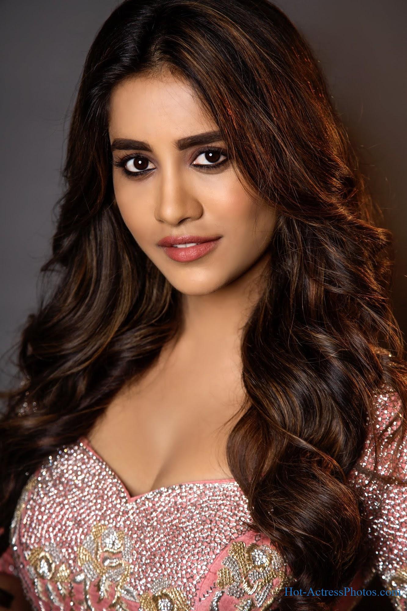 Nabha Natesh Latest Hot Cleavage Photos