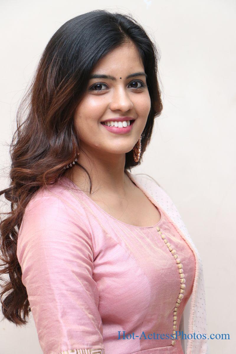 Amritha Aiyer Hot Photos At 30 Rojullo Preminchadam Ela Movie Press Meet