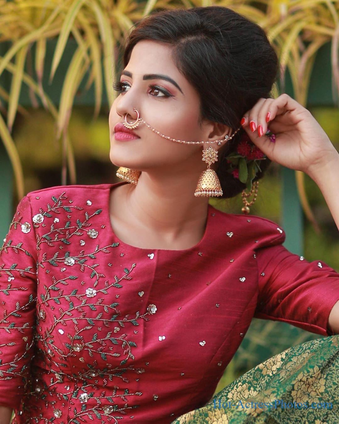 Krishnendhu Unnikrishnan New Cute Images