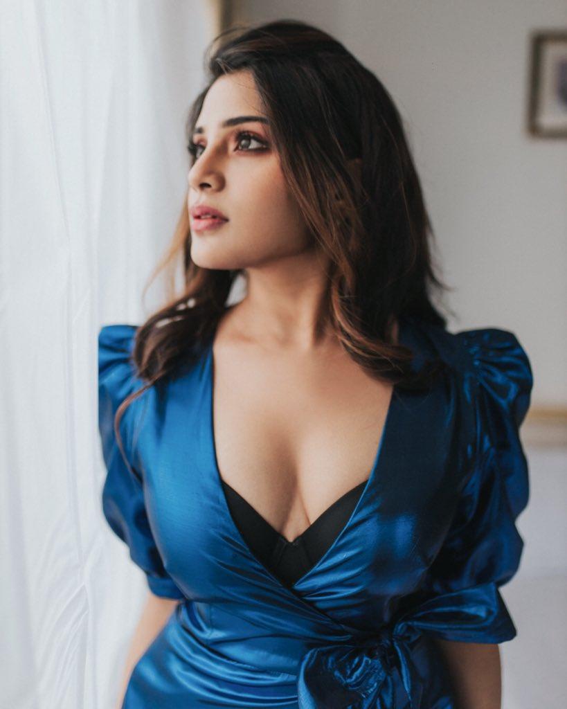 Aathmika Hot And Spicy Photos