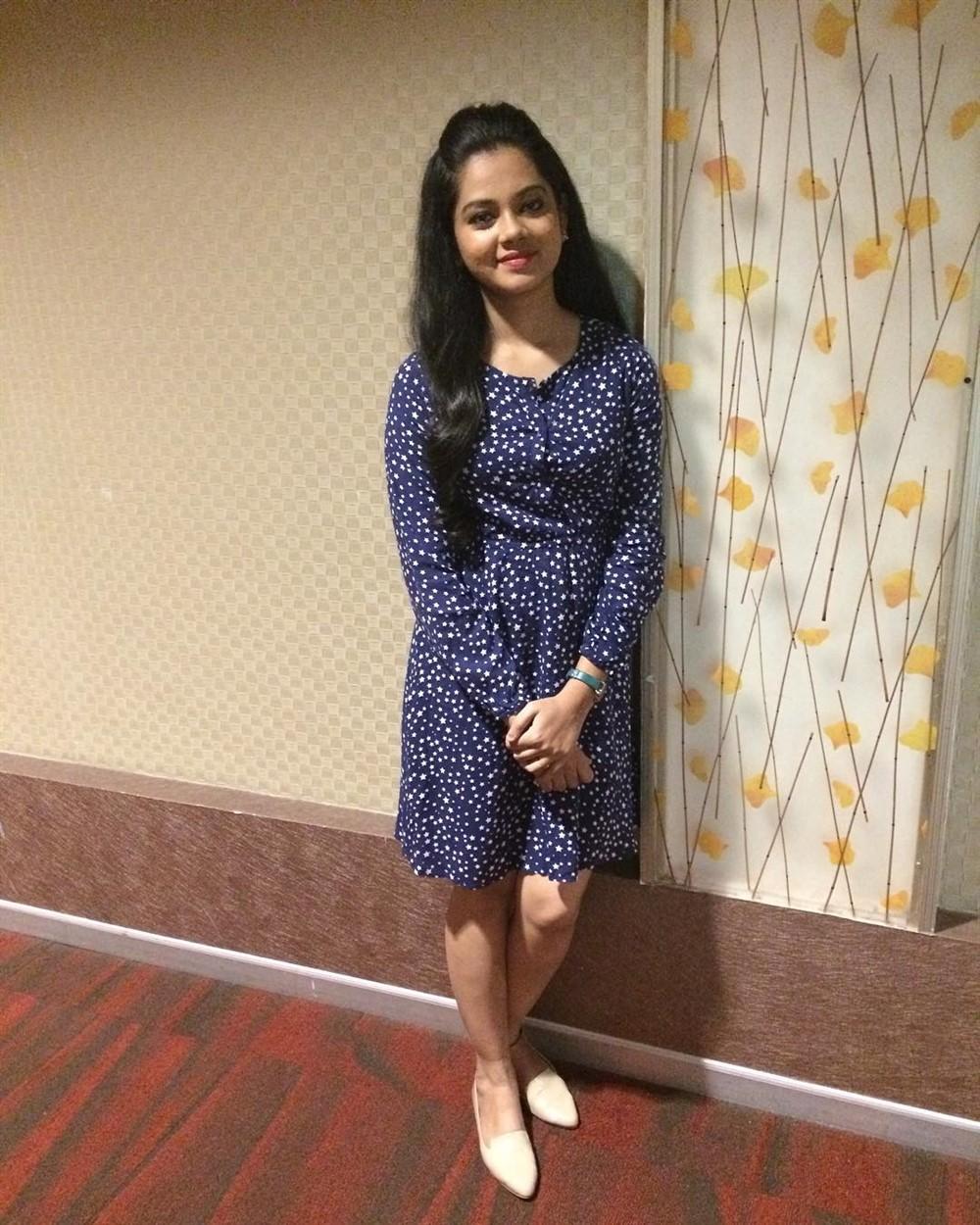 Anchor Anitha Sampath Latest Cute Photos